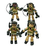 """I Love This Town"" Ghostbusters Minimates"
